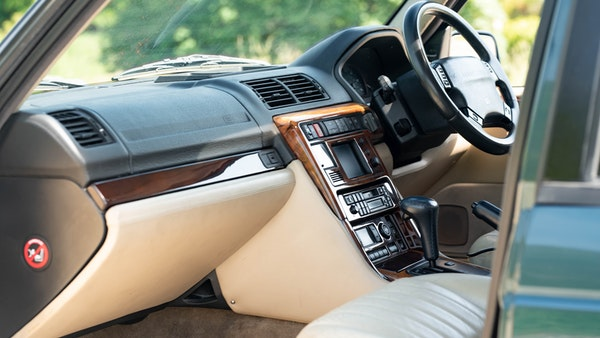1998 Range Rover P38 50th Anniversary 'Vogue 50' Limited Edition For Sale (picture 32 of 82)