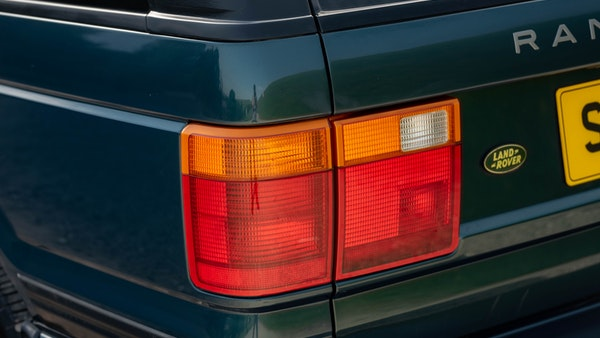1998 Range Rover P38 50th Anniversary 'Vogue 50' Limited Edition For Sale (picture 71 of 82)