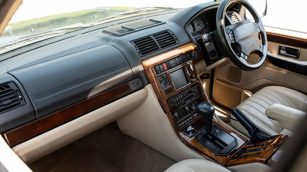 1998 Range Rover P38 50th Anniversary 'Vogue 50' Limited Edition For Sale (picture 44 of 82)