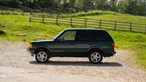 1998 Range Rover P38 50th Anniversary 'Vogue 50' Limited Edition For Sale (picture 15 of 82)