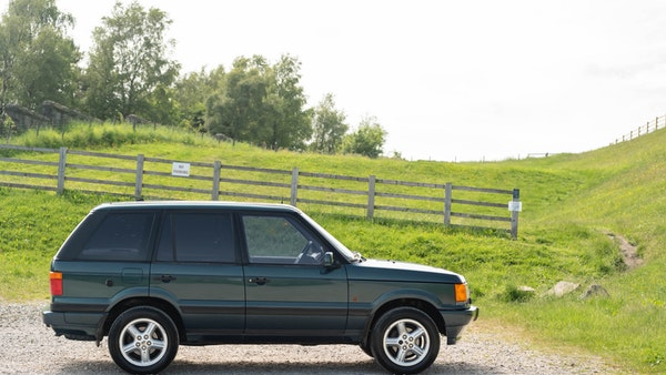 1998 Range Rover P38 50th Anniversary 'Vogue 50' Limited Edition For Sale (picture 9 of 82)