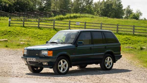 1998 Range Rover P38 50th Anniversary 'Vogue 50' Limited Edition For Sale (picture 4 of 82)