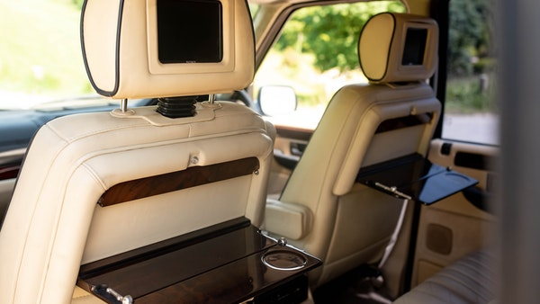 1998 Range Rover P38 50th Anniversary 'Vogue 50' Limited Edition For Sale (picture 61 of 82)