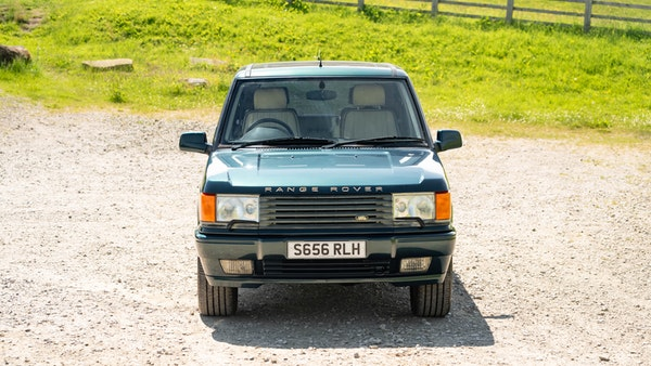 1998 Range Rover P38 50th Anniversary 'Vogue 50' Limited Edition For Sale (picture 3 of 82)