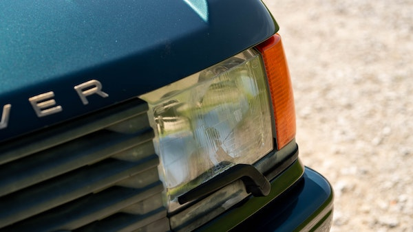 1998 Range Rover P38 50th Anniversary 'Vogue 50' Limited Edition For Sale (picture 47 of 82)