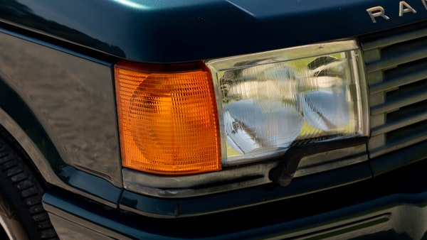 1998 Range Rover P38 50th Anniversary 'Vogue 50' Limited Edition For Sale (picture 74 of 82)