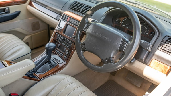 1998 Range Rover P38 50th Anniversary 'Vogue 50' Limited Edition For Sale (picture 41 of 82)