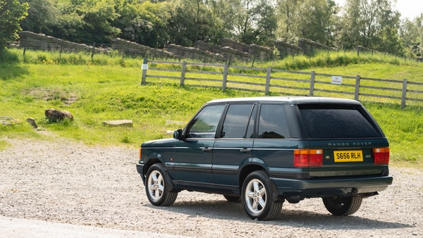 1998 Range Rover P38 50th Anniversary 'Vogue 50' Limited Edition For Sale (picture 10 of 82)