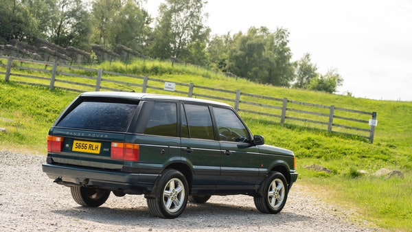 1998 Range Rover P38 50th Anniversary 'Vogue 50' Limited Edition For Sale (picture 12 of 82)