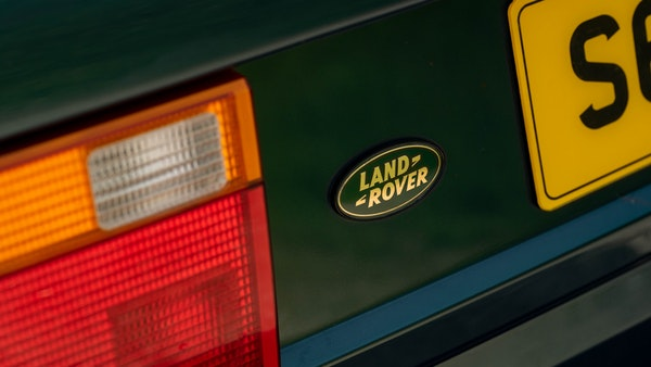 1998 Range Rover P38 50th Anniversary 'Vogue 50' Limited Edition For Sale (picture 73 of 82)