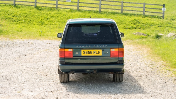 1998 Range Rover P38 50th Anniversary 'Vogue 50' Limited Edition For Sale (picture 7 of 82)