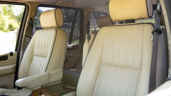 1998 Range Rover P38 50th Anniversary 'Vogue 50' Limited Edition For Sale (picture 56 of 82)
