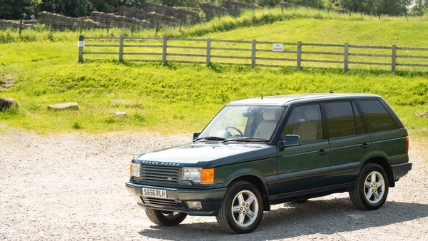 1998 Range Rover P38 50th Anniversary 'Vogue 50' Limited Edition For Sale (picture 5 of 82)