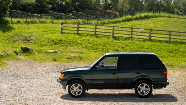 1998 Range Rover P38 50th Anniversary 'Vogue 50' Limited Edition For Sale (picture 13 of 82)