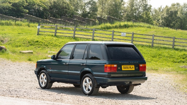 1998 Range Rover P38 50th Anniversary 'Vogue 50' Limited Edition For Sale (picture 14 of 82)