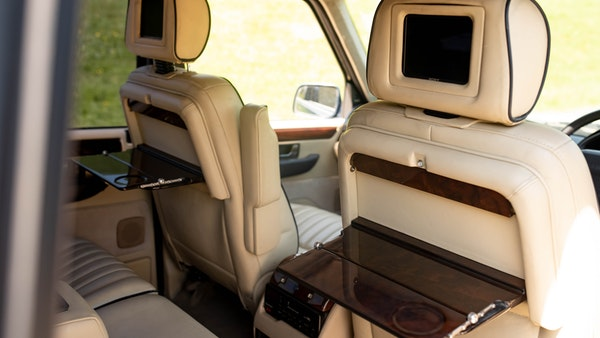 1998 Range Rover P38 50th Anniversary 'Vogue 50' Limited Edition For Sale (picture 62 of 82)