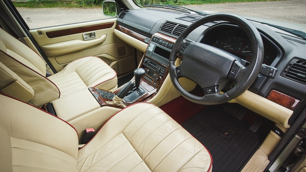 2000 Range Rover Vogue P38 For Sale (picture 28 of 149)