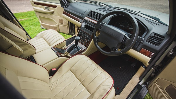 2000 Range Rover Vogue P38 For Sale (picture 42 of 149)