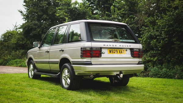 2000 Range Rover Vogue P38 For Sale (picture 14 of 149)
