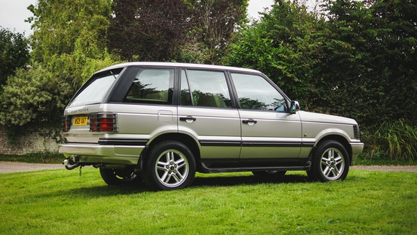 2000 Range Rover Vogue P38 For Sale (picture 6 of 149)