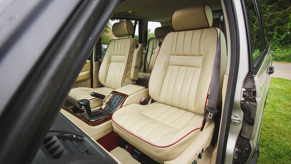 2000 Range Rover Vogue P38 For Sale (picture 40 of 149)