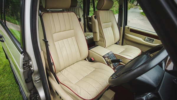 2000 Range Rover Vogue P38 For Sale (picture 30 of 149)
