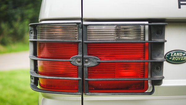 2000 Range Rover Vogue P38 For Sale (picture 57 of 149)