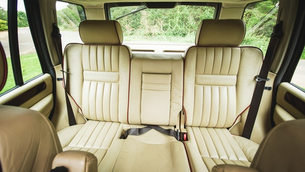 2000 Range Rover Vogue P38 For Sale (picture 35 of 149)