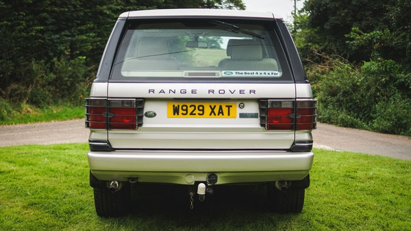 2000 Range Rover Vogue P38 For Sale (picture 48 of 149)