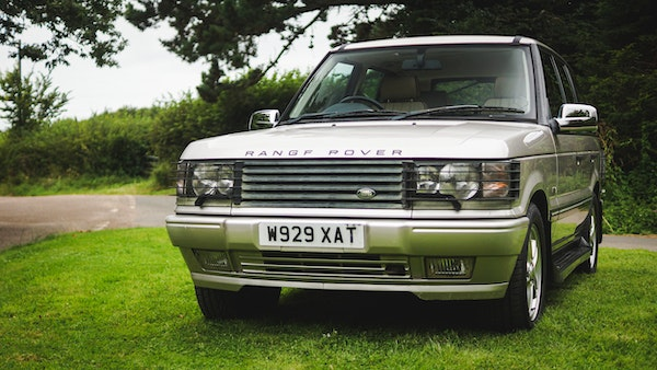2000 Range Rover Vogue P38 For Sale (picture 13 of 149)