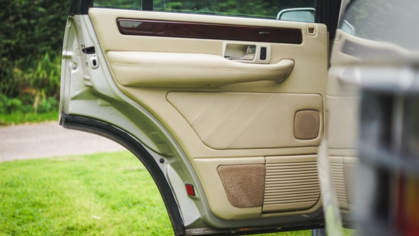 2000 Range Rover Vogue P38 For Sale (picture 68 of 149)