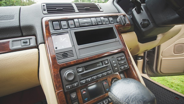 2000 Range Rover Vogue P38 For Sale (picture 32 of 149)