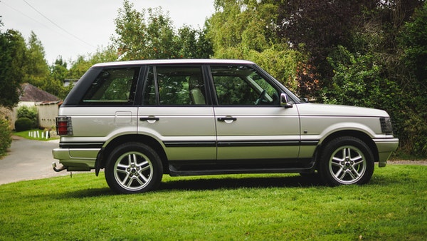 2000 Range Rover Vogue P38 For Sale (picture 7 of 149)
