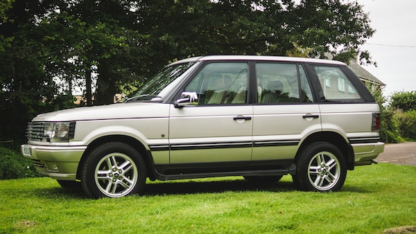 2000 Range Rover Vogue P38 For Sale (picture 11 of 149)