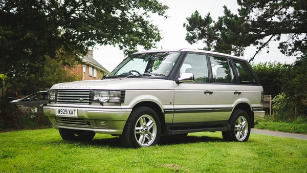 2000 Range Rover Vogue P38 For Sale (picture 8 of 149)