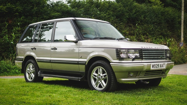 2000 Range Rover Vogue P38 For Sale (picture 9 of 149)