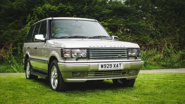 2000 Range Rover Vogue P38 For Sale (picture 1 of 149)