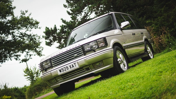2000 Range Rover Vogue P38 For Sale (picture 12 of 149)