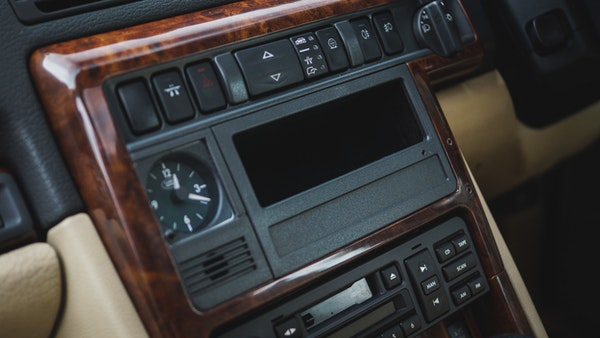 2000 Range Rover Vogue P38 For Sale (picture 27 of 149)