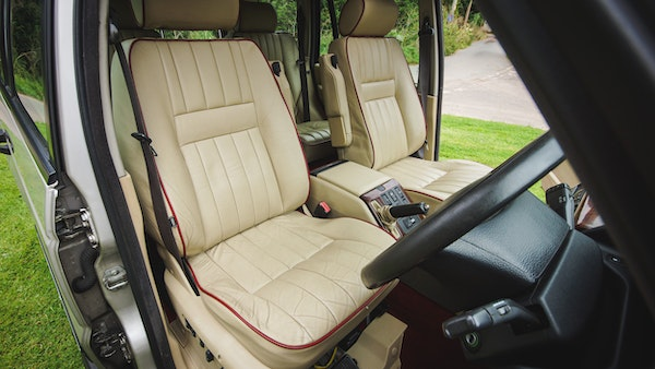 2000 Range Rover Vogue P38 For Sale (picture 41 of 149)