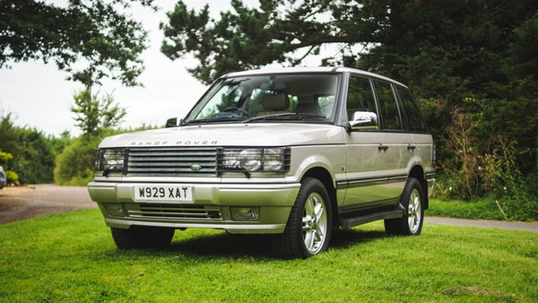 2000 Range Rover Vogue P38 For Sale (picture 10 of 149)