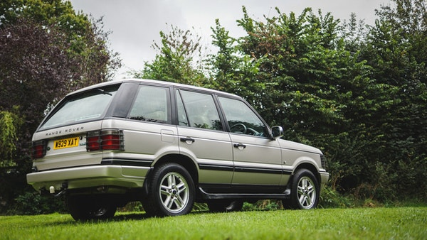 2000 Range Rover Vogue P38 For Sale (picture 15 of 149)
