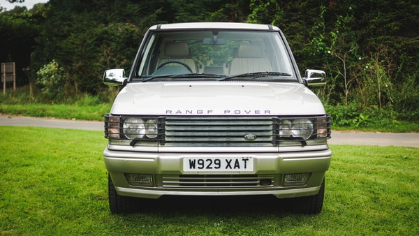 2000 Range Rover Vogue P38 For Sale (picture 49 of 149)