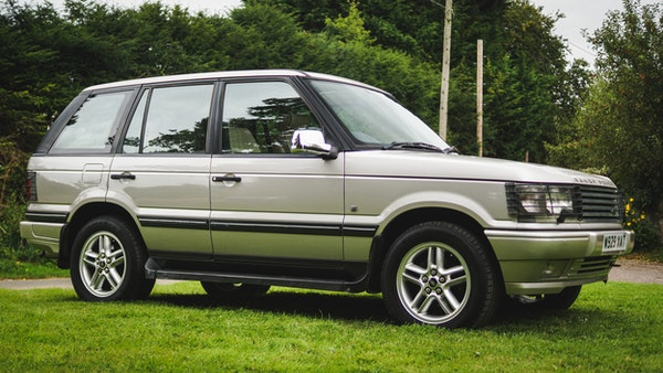 2000 Range Rover Vogue P38 For Sale (picture 3 of 149)