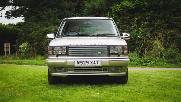 2000 Range Rover Vogue P38 For Sale (picture 4 of 149)