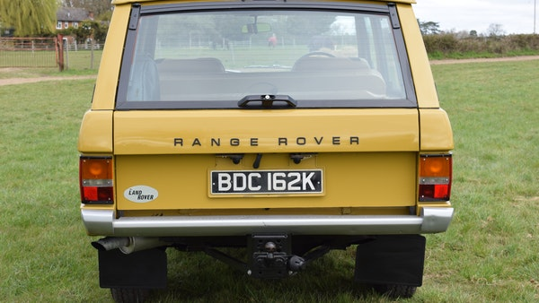 1971 Range Rover Suffix A For Sale (picture 19 of 110)
