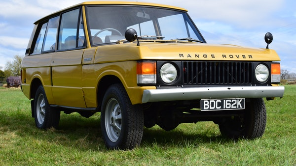 1971 Range Rover Suffix A For Sale (picture 1 of 110)