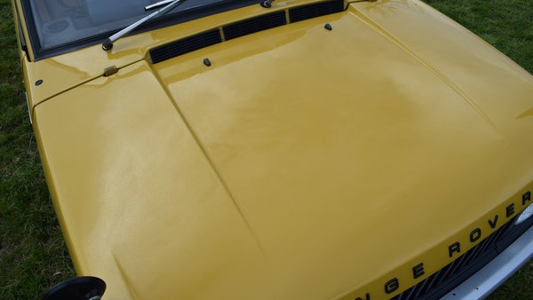 1971 Range Rover Suffix A For Sale (picture 37 of 110)