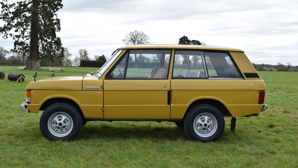 1971 Range Rover Suffix A For Sale (picture 6 of 110)