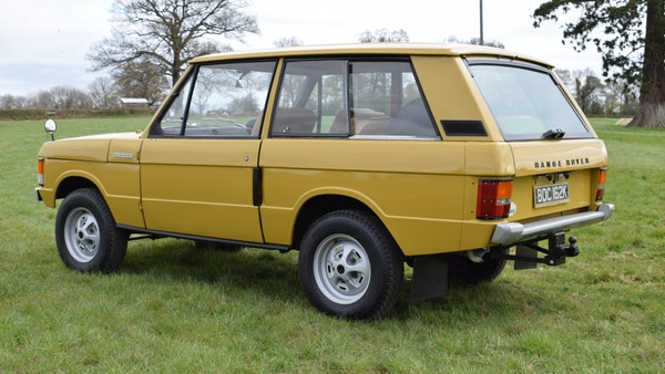 1971 Range Rover Suffix A For Sale (picture 17 of 110)